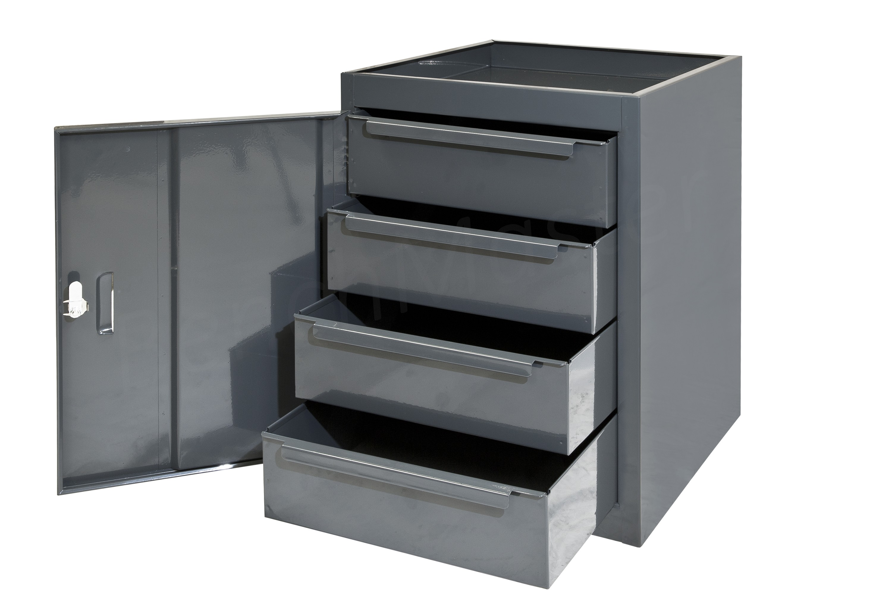 CUP4DMD - 4 Drawer Unit - 610h x 457w x 457d mm