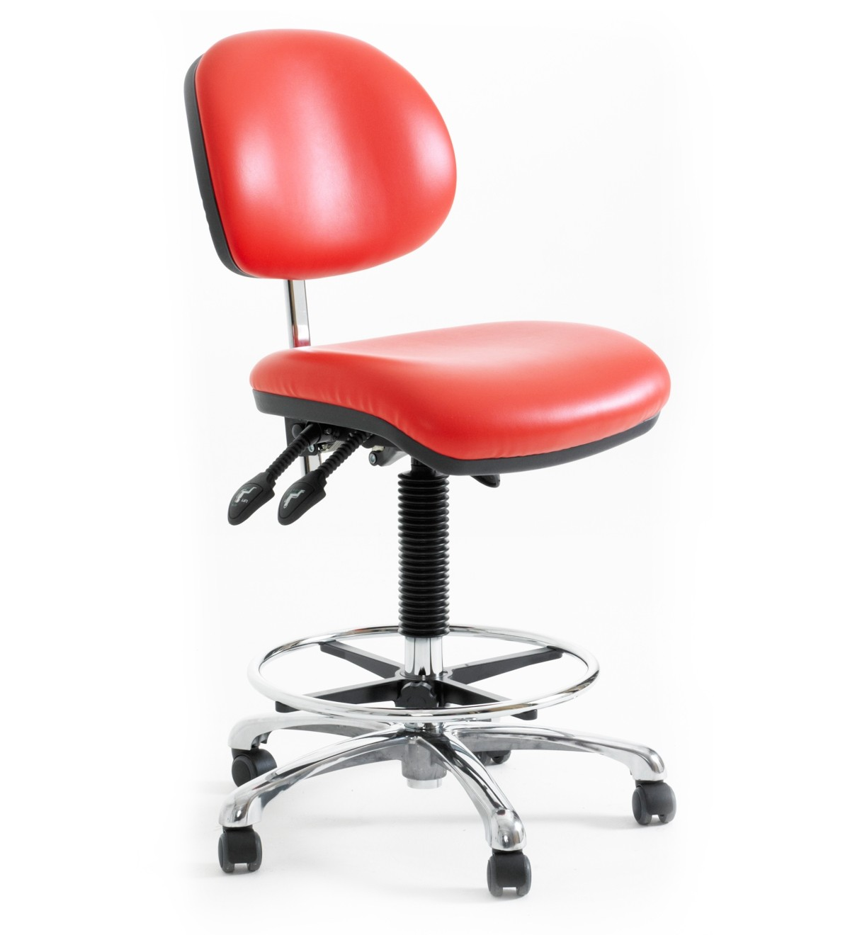 C30 - Low chair  550-740mm height adjustment
