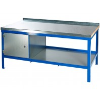 Wood & Steel Top Super Heavy Duty Workbench