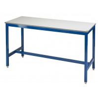 Compact top medium duty workbench