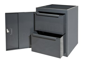 CUP2DMD - 2 Drawer Unit - 457L x 457d x  610h mm