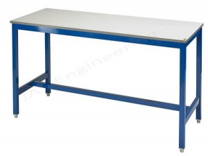 ESD laminate top medium duty workbench