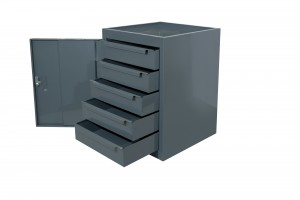 CUP5DMD - 5 Drawer Unit -  457L x 457d x 610h mm