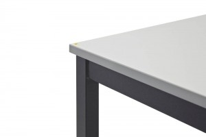 ESD laminate top medium duty workbench