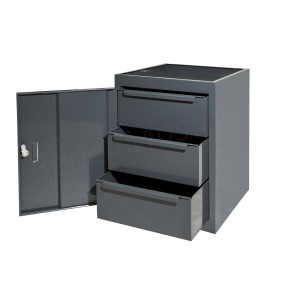 CUP3DMD - 3 Drawer Unit - 610h x 457w x 457d mm