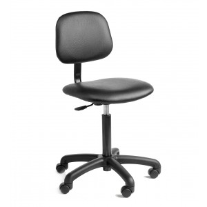 C100 - ESD Fully Ergonomic Chair with feet 430-570mm height adjustment.